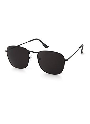Luis Polo Güneş Gözlüğü Siyah
